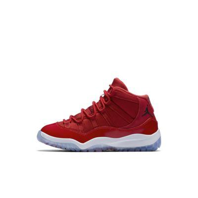 Air Jordan Xi Rétro Trois Quarts Chaussures Mens