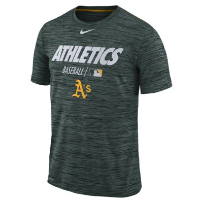 Nike Dri-FIT AC Velocity Team Issue (MLB A's) Men's T-Shirt