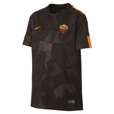 Купить Футбольное джерси для школьников 2017/18 A.S. Roma Stadium Third