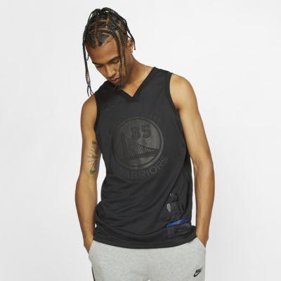 Kevin Durant MVP Swingman (Golden State Warriors) Nike NBA Connected Jersey för män