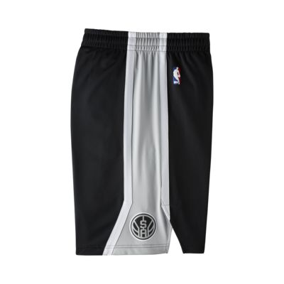 03fa530123 ... San Antonio Spurs Nike Icon Edition Authentic Mens NBA Shorts.