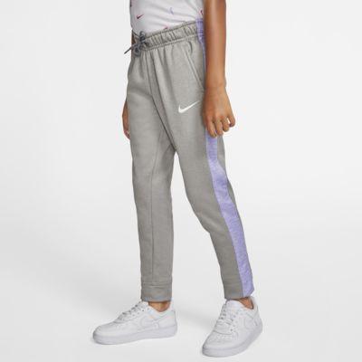 Nike Therma Little Kids' Fleece Pants