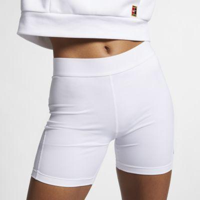 Женские теннисные шорты NikeCourt Power 10 см