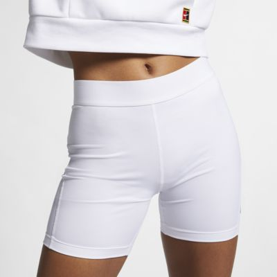 NikeCourt Power Tennisshorts voor dames (10 cm)