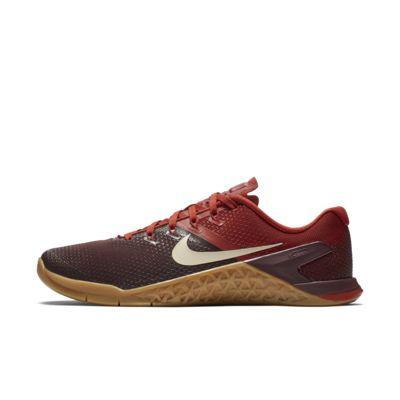 Sko för crosstraining och tyngdlyftning Nike Metcon 4 för män