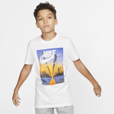 เสื้อยืดเด็กโต Nike Sportswear (ชาย)