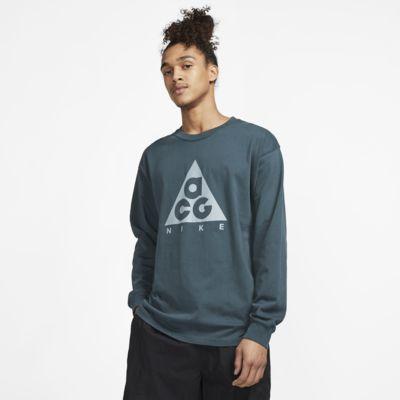 Långärmad t-shirt Nike ACG för män