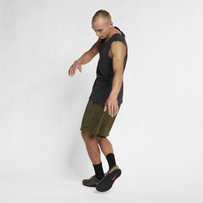 Męska koszulka treningowa bez rękawów Nike Breathe