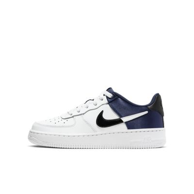 Nike Air Force 1 NBA Low-sko til store børn