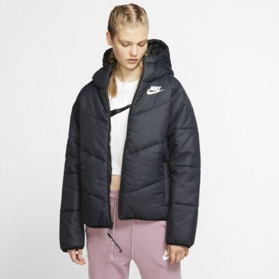 Chamarra con capucha para mujer Nike Sportswear Windrunner