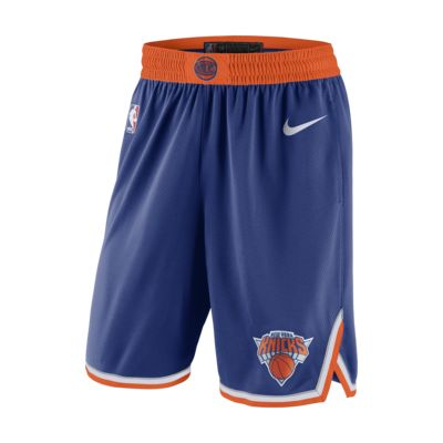 New York Knicks Icon Edition Swingman Men's Nike NBA Shorts