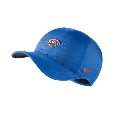 Oklahoma City Thunder Nike AeroBill Featherlight NBA Hat