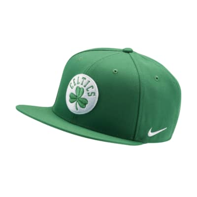 Gorra de la NBA Boston Celtics Nike Pro