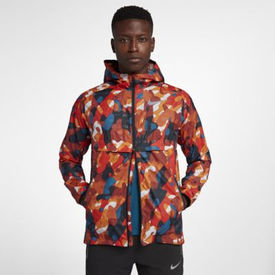 Blusão de running Nike Shield Ghost Flash para homem