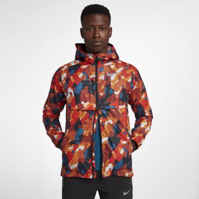 Nike Shield Ghost Flash-løbejakke til mænd