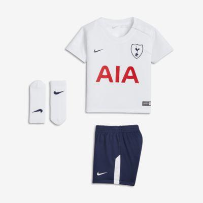 Футбольный комплект для малышей 2017/18 Tottenham Hotspur Stadium Home  - купить со скидкой
