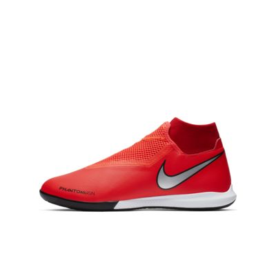 Nike PhantomVSN Academy Dynamic Fit Game Over IC Indoor/Court Soccer Cleat