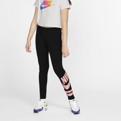 Nike Sportswear mintás leggings nagyobb gyerekeknek (lányok)