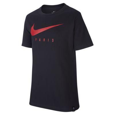 Nike Dri-FIT Paris Saint-Germain Fußball-T-Shirt für ältere Kinder