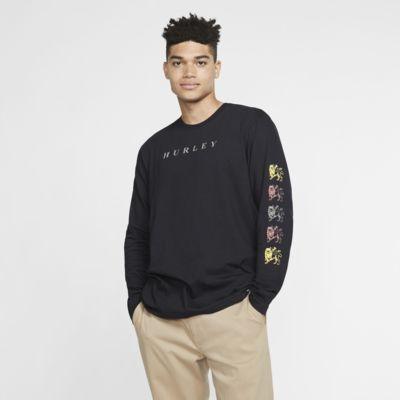 Hurley Premium Kingston Men's Premium Fit Long-Sleeve T-Shirt