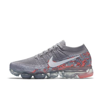 Nike Air VaporMax Flyknit Camo Women's Running Shoe