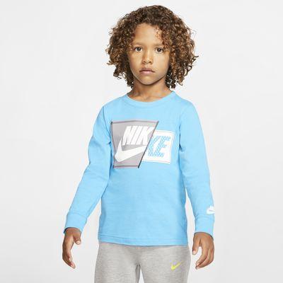 Nike Little Kids' Long-Sleeve T-Shirt