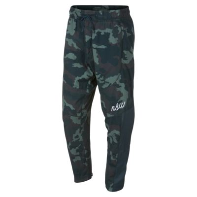 Nike Sportswear NSW Geweven joggingbroek met camouflageprint voor heren