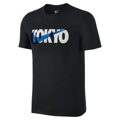 ナイキ TOKYO メンズ スウッシュ Tシャツ