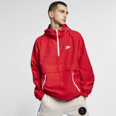 Anorak tissé à capuche Nike Sportswear