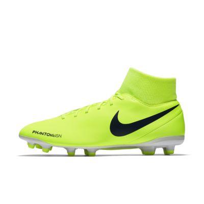Nike Phantom Vision Club Dynamic Fit FG 天然偏硬草地足球釘鞋