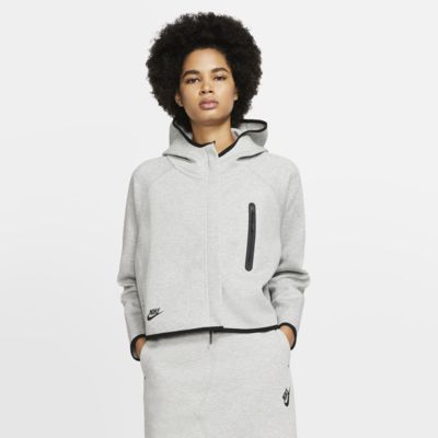 Nike Sportswear Tech Fleece-cape til dame