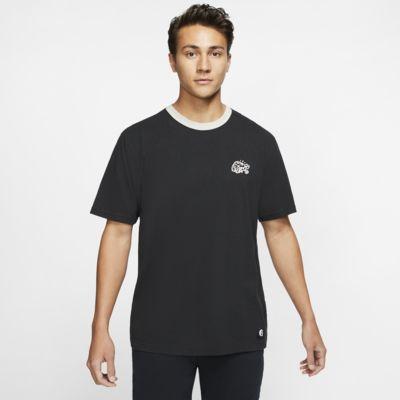 ハーレー x カーハート ビルト リンガー メンズ Tシャツ