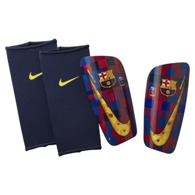 FC Barcelona Mercurial Lite Football Shin Guards