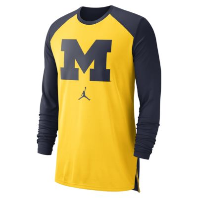 Jordan College Breathe (Michigan) Men's Long-Sleeve Top