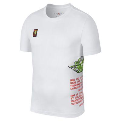 Air Jordan Label 男子T恤