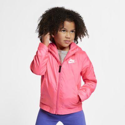 Nike Sportswear-jakke til små børn