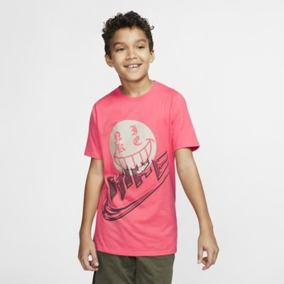 Nike Sportswear Older Kids' (Boys') Colour-Reveal T-Shirt