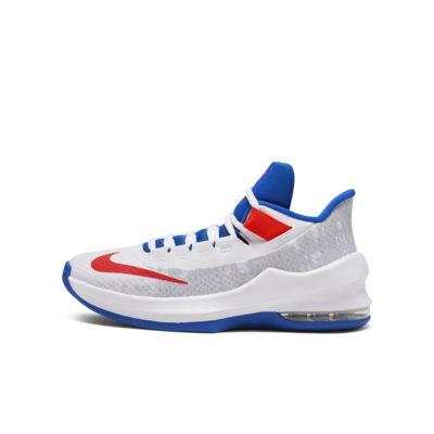 Nike Air Max Infuriate 2 Mid Little/Big Kids' Shoe
