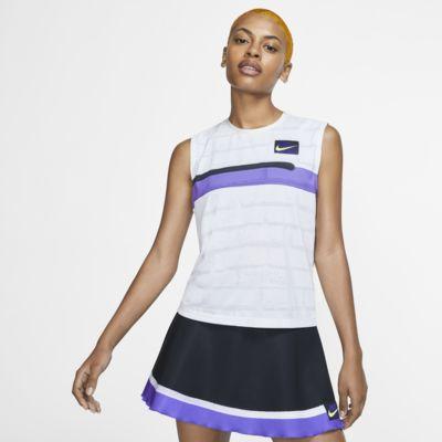 NikeCourt Slam női tenisztrikó