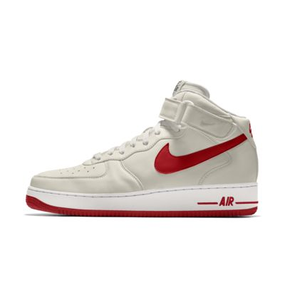 Nike Air Force 1 Mid By You Custom Older Kids' Shoe