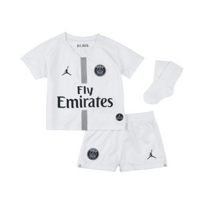 2018/19 Paris Saint-Germain Stadium Third Fußballtrikot-Set für Kleinkinder