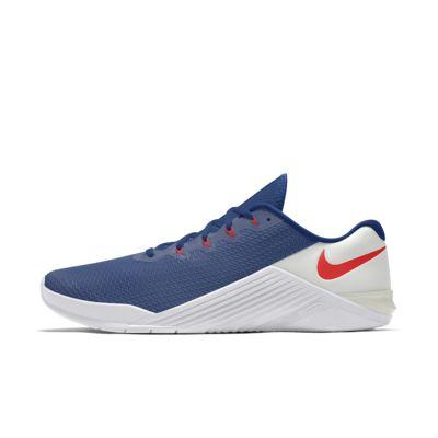Nike Metcon 5 By You tilpasset sko for crosstraining og vektløfting