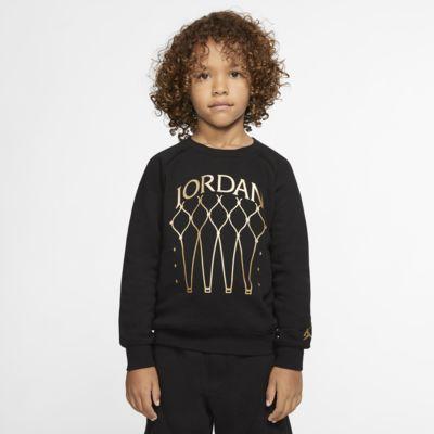 Camisola de lã cardada Jordan Jumpman para criança