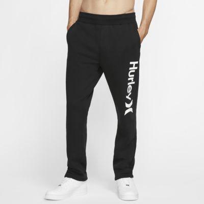 Pantalon de survêtement en tissu Fleece Hurley Surf Check One And Only pour Homme