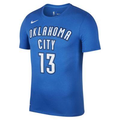 俄克拉荷马城雷霆队 Nike Dry 男子 NBA T恤