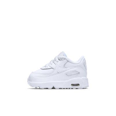 Nike Air Max 90 Leather-sko til babyer/småbørn
