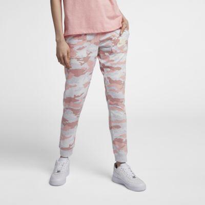 Pantalon camouflage Nike Sportswear Gym Vintage pour Femme
