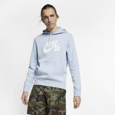 Sudadera con capucha sin cierre de skateboarding Nike SB Icon