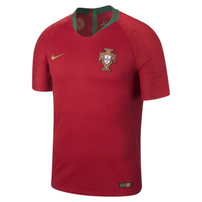 Maillot de football 2018 Portugal Vapor Match Home pour Homme