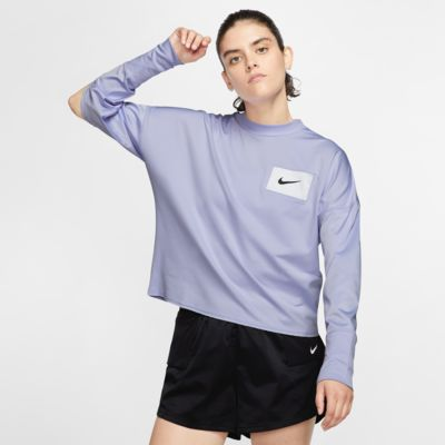 Haut de running couche intermédiaire Nike pour Femme
